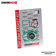 Engineworx Gasket Kit (Top Set) KTM SX450 03-06 MXC450 03-04 SMR450 05-07 SXS450 05-06 SX/EXC 520 00-02 SX/EXC 525 03-07